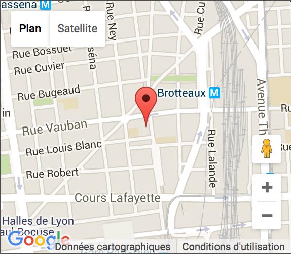 Le Café du Peintre, Bouchon Lyonnais aux Brotteaux