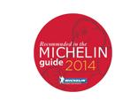 Guide michelin depuis 2014